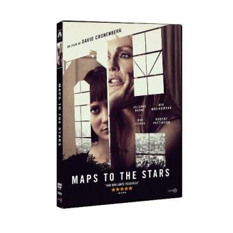 Maps of the Stars - DVD