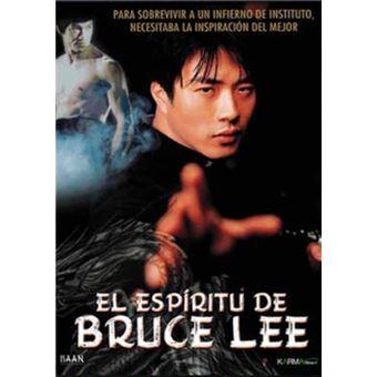 El espíritu de Bruce Lee - DVD