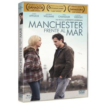Manchester frente al mar - DVD