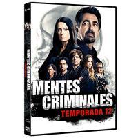 Mentes criminales - Temporada 12 - DVD