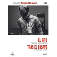 Pack Ingmar Bergman: El rito + Tras el ensayo (V.O.S.) - DVD