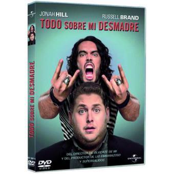 Todo sobre mi desmadre - DVD