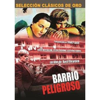 Barrio peligroso - DVD