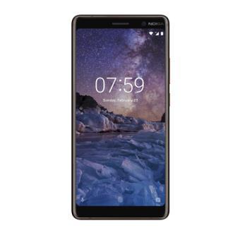 """Nokia 7 Plus 6"""" 64GB Negro/Cobre"""