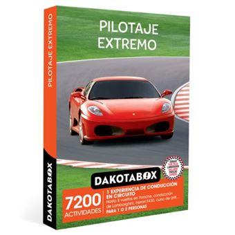 Caja regalo Dakotabox Pilotaje extremo