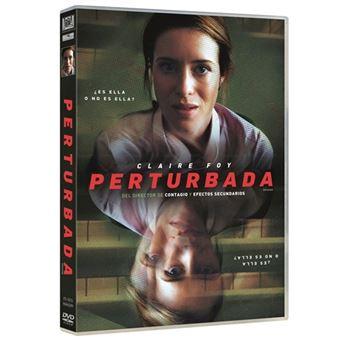 Perturbada - DVD
