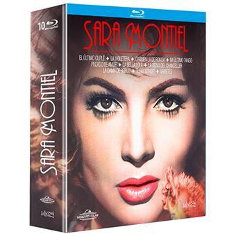 Pack Sara Montiel - Blu-Ray