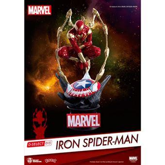 Figura Marvel - Iron Spiderman Diorama Beast Kingdom
