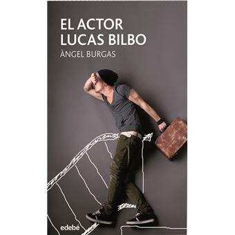 El actor Lucas Bilbo