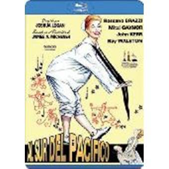 Al sur del Pacífico - Blu-Ray