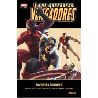 Los Poderosos Vengadores 3. Invasión secreta. Marvel Deluxe