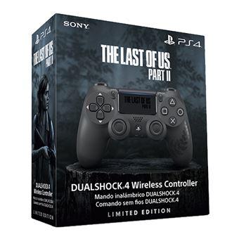 Mando Dualshock 4 The Last of Us Parte II Edición Limitada PS4