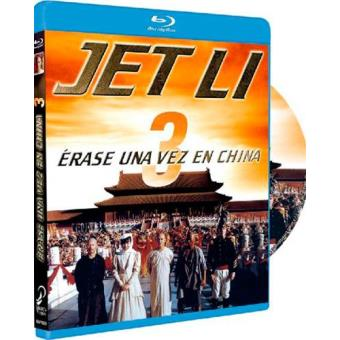 Érase una vez en China 3 - Blu-Ray
