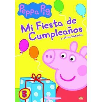 Peppa Pig Vol 3 Mi Fiesta De Cumpleanos Dvd Varios Directores