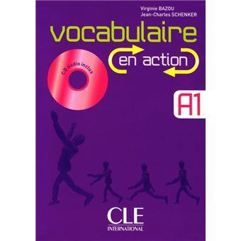 Vocabulaire En Action A1 Textbook+ Audio CD+ Key