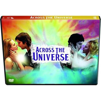 Across The Universe - DVD Ed Horizontal