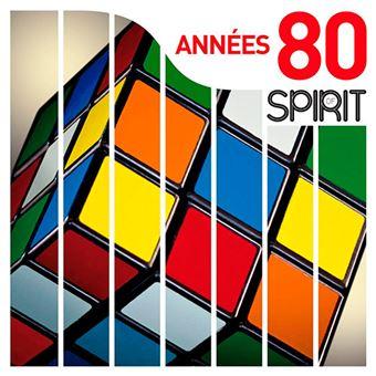 Spirit of Années 80 - Vinilo