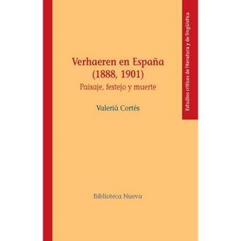 Verhaeren en España. 1888-1901