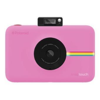 Cámara instantánea digital Polaroid Snap Touch Rosa