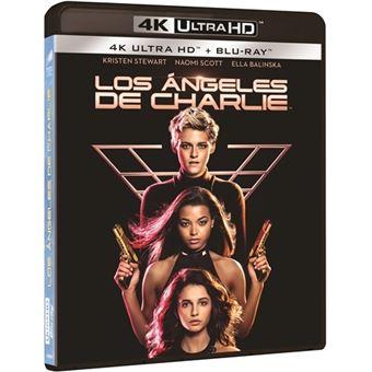 Los Ángeles de Charlie  - UHD + Blu-ray