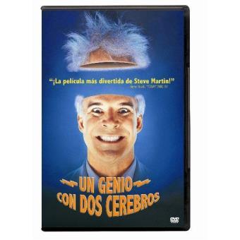 Un genio con dos cerebros - DVD