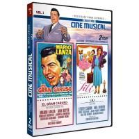Colección Cine Musical. Vol. 1: El Gran Caruso (The Great Caruso) (1951) + Lilí (Lili) (1953) - DVD
