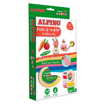 Pasta para modelar Alpino Magic Dough Foodie