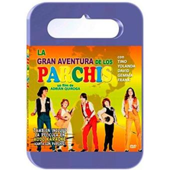 La gran aventura de los Parchís - DVD