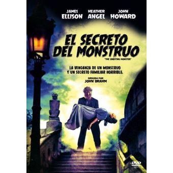 El secreto del monstruo - DVD