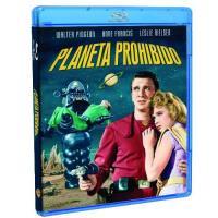 Planeta prohibido - Blu-Ray