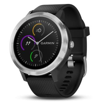 Smarwatch Garmin Vívoactive 3 Plata/Negro