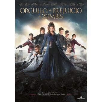 Orgullo + prejuicio + zombis - DVD