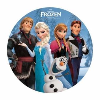 Frozen: El reino de hielo B.S.O.- Vinilo