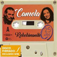 Rebobinando - 3 CD + DVD - Disco Firmado