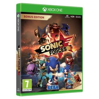 Sonic Forces Bonus Edition Xbox One