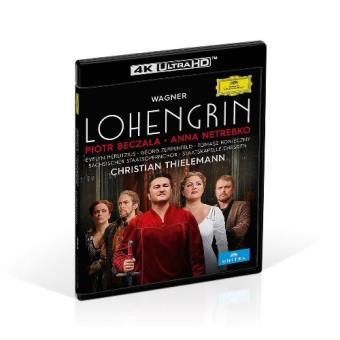 Lohengrin (Blu-Ray UHD)