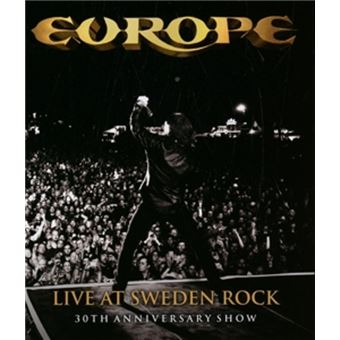 Live At Sweden Rock 30Th Anniversary - Blu-ray