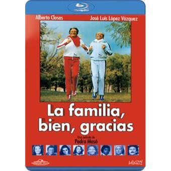 La familia, bien, gracias - Blu-Ray