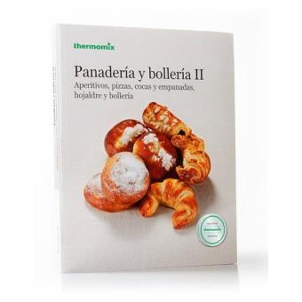 Panaderia y bolleria II Thermomix
