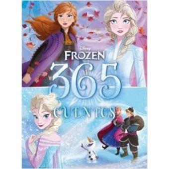 Frozen. 365 cuentos