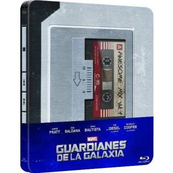 Guardianes de la Galaxia - Blu-Ray Steelbook Awesome Mix