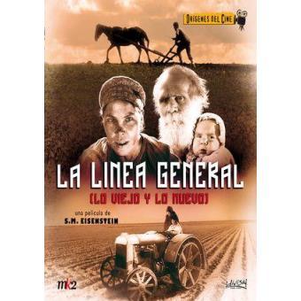 La línea general (Lo viejo y lo nuevo) - DVD
