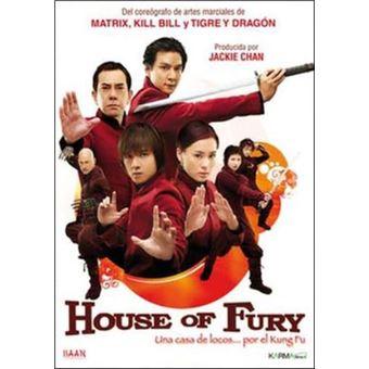 House of Fury - DVD