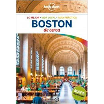 Lonely Planet - Boston de cerca