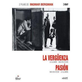 Pack Ingmar Bergman: La vergüenza + Pasión (V.O.S.) - DVD