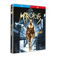 Metrópolis - Blu-Ray + DVD