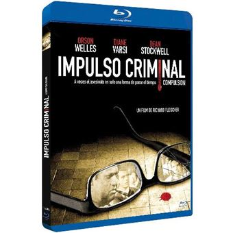 Impulso criminal - Blu-Ray