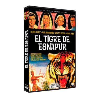El tigre de Esnapur (1959) - DVD