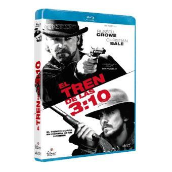 El tren de las 3:10 - Blu-Ray