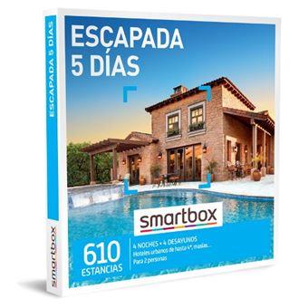 Caja Regalo Smartbox - Escapada 5días